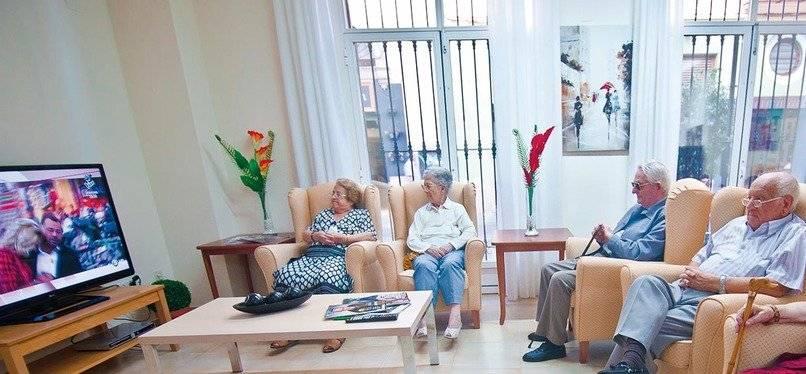 Residencias tercera edad Valencia