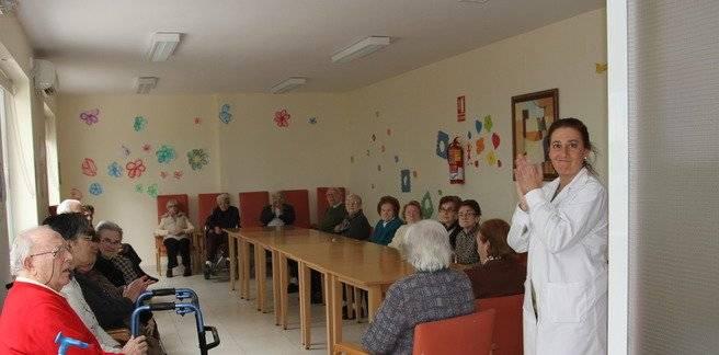 Centro de día para mayores en Valencia