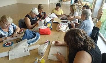 Actividades para la tercera edad en centros de día Valencia