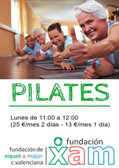 clases de pilates en Valencia