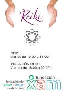 clases de reiki en valencia