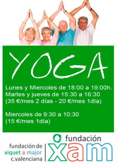 clases de yoga en valencia