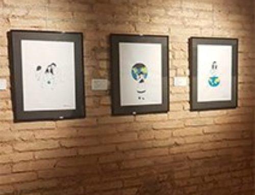 Exposición recuerdos Arte Memoria del 17 mayo a 17 junio 2018