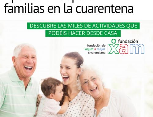 Aplicaciones para familias en la cuarentena