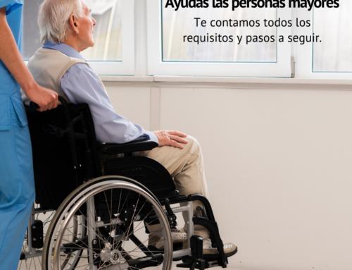 La Ley de Dependencia – Ayudas a las personas mayores